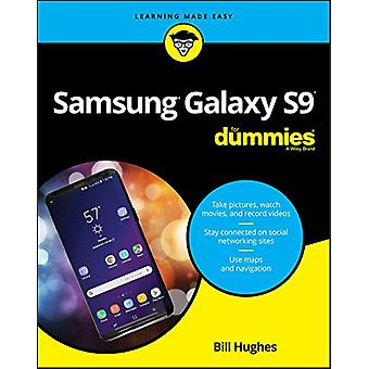 Samsung Galaxy S9 For Dummies by Bill Hughes - 9781119502906 Book