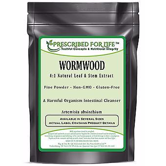 Mal ört-4:1 naturligt blad & Stem extrakt pulver (Artemisia absinthium)