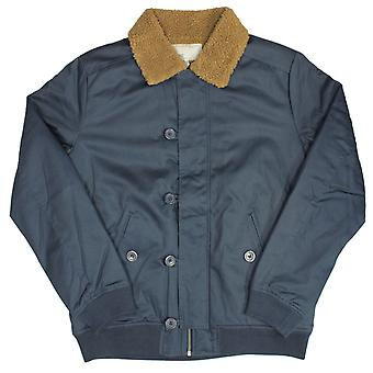 WeSC Jejor Padded Jacket Midnight Blue