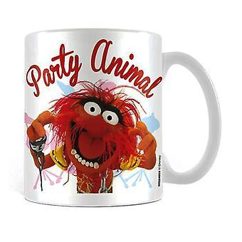 The Muppets Animal Character Mug