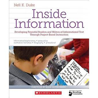 Inside Information - Developing Powerful Readers and Writers of Inform