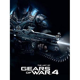 The Art of Gears of War 4 by The Coalition - 9781506702667 Book