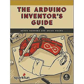 Arduino Inventor's Guide by Derek Runberg - 9781593276522 Book