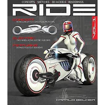 Rides by Harald Belker - Harald Belker - 9781933492766 Book