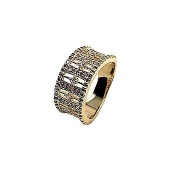 Fashion Stackable Princess Band Ring
