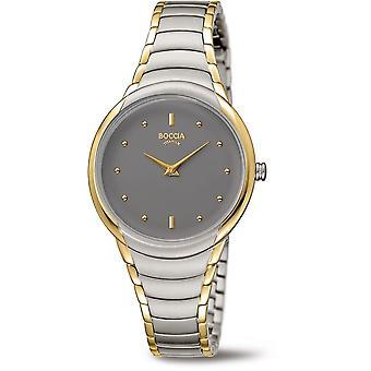 Boccia Titanium 3276-13 naisten Watch