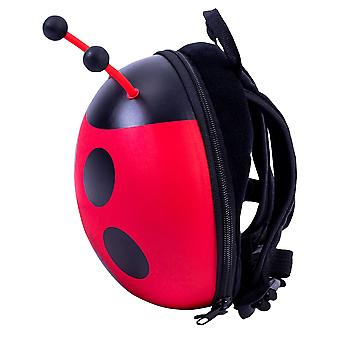 Red Kite Ladybird Pod Back Pack & Reins