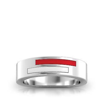 Ghostbusters Ring In Sterling Silver Design by BIXLER