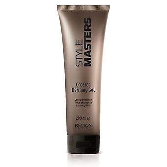 Revlon Professional Style Masters Gel For Control And Shine (Creator Defining Gel) 6.7 oz