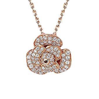 Fei Liu Fine Jewellery Silver Women's Chain - PEO-925P-303-CZ00