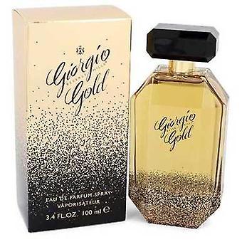 Giorgio Gold By Giorgio Beverly Hills Eau De Parfum Spray 3.4 Oz (women) V728-546879