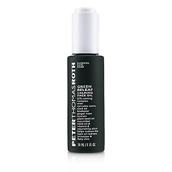 Peter Thomas Roth Green Releaf Calming Face Oil - 30ml/1oz