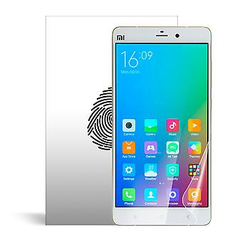 Celicious Vivid Plus Mild Anti-Glare Screen Protector Film Compatible with Xiaomi Mi Note [Pack of 2]