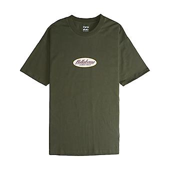 Billabong 97 camiseta de manga corta en dark military