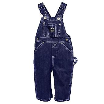 Key infant dungarees