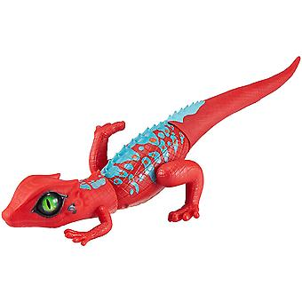 Zuru Robo Alive Lurking Lizard - Red Blue
