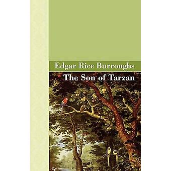 The Son Of Tarzan by Burroughs & Edgar Rice