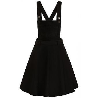 Hel Bunny Dakota schort plus size jurk