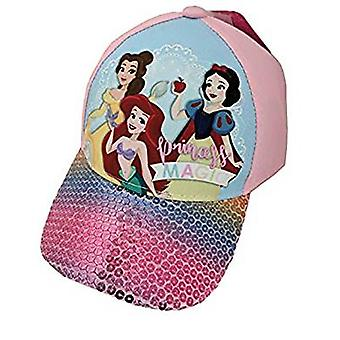 Berretto da baseball - Disney - Principessa - Magic Flat Sequin Kids/Girls Pink 389373