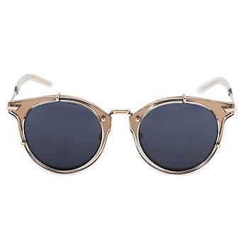 Lunettes de soleil rondes Christian Dior Dior 0196S 20MKU 48