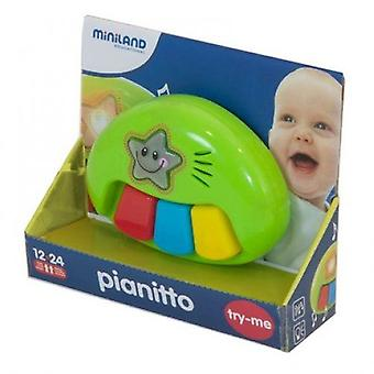 Miniland97274 24 cm Pianitto Toy