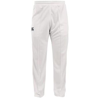 Canterbury Boys Kids Classic Sports Training Cricket Whites Trousers - Cream