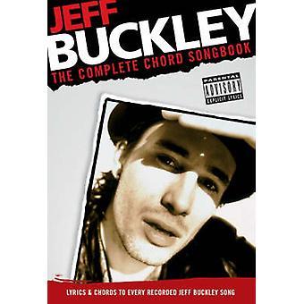 Jeff Buckley Complete Chord Songbook