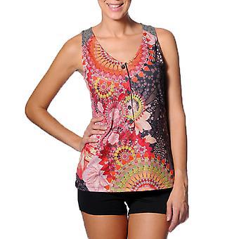 Smash Women's Nutria Vest Top
