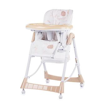 Chipolino Comfort Plus high chair adjustable with table, height and backrest
