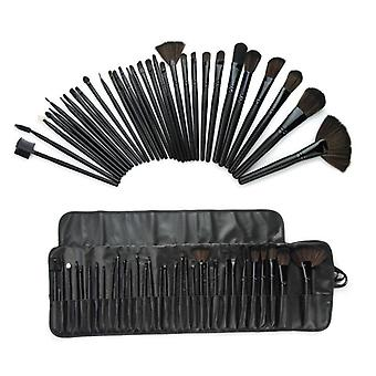 32 piece professional make up brushes