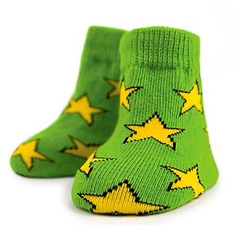 Stars Unplugged Trumpette Socks 0-12 mesi, Boxed Set di 6