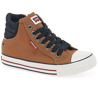 Levi's New York Boys Hi Top Boots