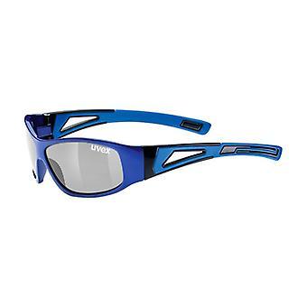 Uvex Sportstyle 509 sininen Miroité hopea