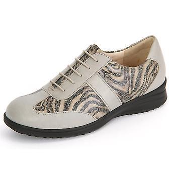 Finn Comfort Lazio Grey Diego Zebra 02223901415 universal all year women shoes