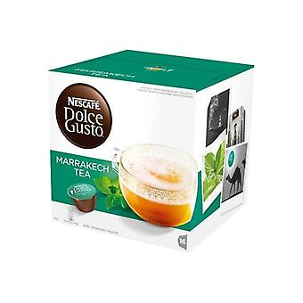 Koffie capsules Nescafé Dolce Gusto 55290 Marrakesh stijl thee (16 UDS)