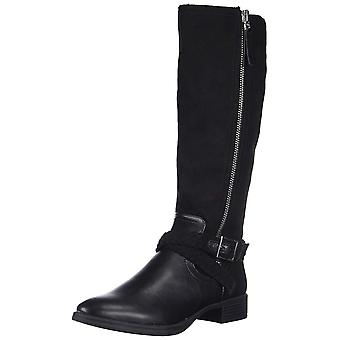 Circus by Sam Edelman Womens G0444M1 Leather Closed Toe Knee High Fashion Boots