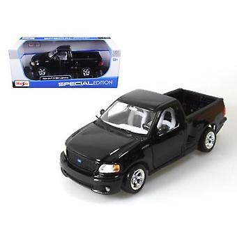 Ford F-150 SVT Lightning Black Pick Up Truck 1/21 Diecast Modell von Maisto