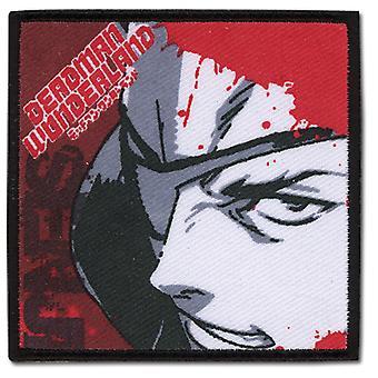 Patch - Deadman Wonderland - New Senji Iron-On Anime Licensed ge44556