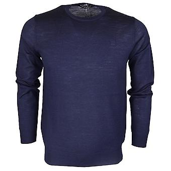 G-Star Core Cotton Thin Navy Knitwear