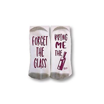 S215 Forget the Glass - Sock