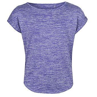 USA Pro Kids BF Tee Junior Girls Short Sleeve Performance T-Shirt T Shirt Top