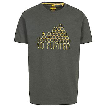 Trespass miesten Buzzinley T-paita