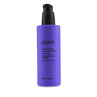 Ahava Deadsea Water Mineral Body Lotion - Spring Blossom 250ml/8.5oz