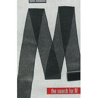 The Search for M (Studies in Austrian Literature, Culture, and Thought)