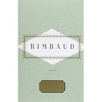 Arthur Rimbaud Selected Poems by Rimbaud & Arthur
