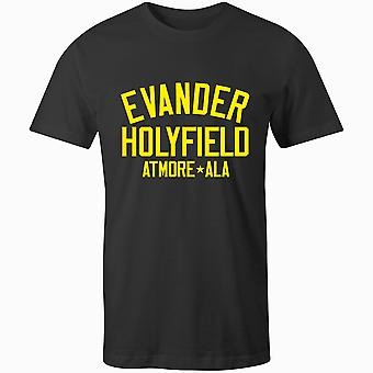 Evander Holyfield Box Legend Camiseta