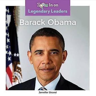 Barack Obama by Jennifer Strand - 9781680792355 Book