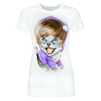 Goodie Two Sleeves Baby Meow Women's T-Shirt