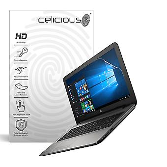 Celicious Vivid invizibil lucios HD Screen protector film compatibil cu HP 15 AY102NA [Pack de 2]