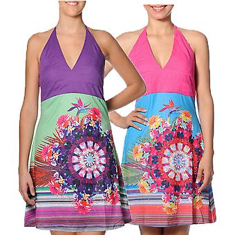 Smash Women's Ubajara Halter Dress